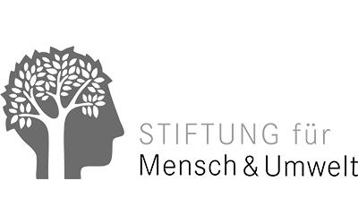 Logo Stiftung Mensch und Umwelt